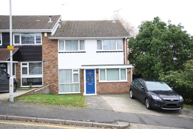 4 Bedrooms Semi Detached House for sale in Chapel Court, Billericay