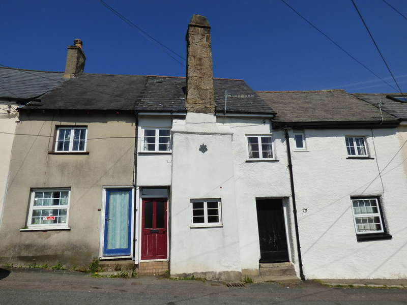 1 Bedroom Terraced House for sale in Mary Street, Bovey Tracey