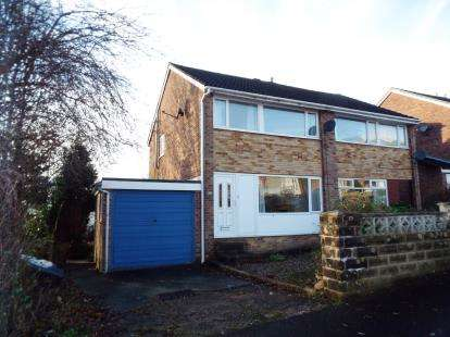 3 Bedrooms Semi Detached House for sale in Pye Nest Grove, Halifax, West Yorkshire