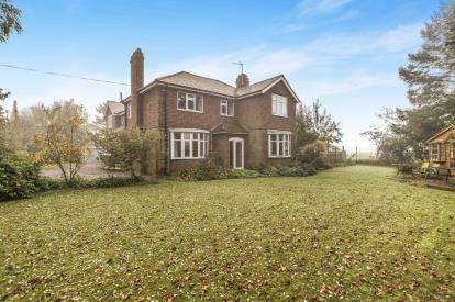 5 Bedrooms Detached House for sale in Baldersby-St-James, Thirsk, North Yorkshire