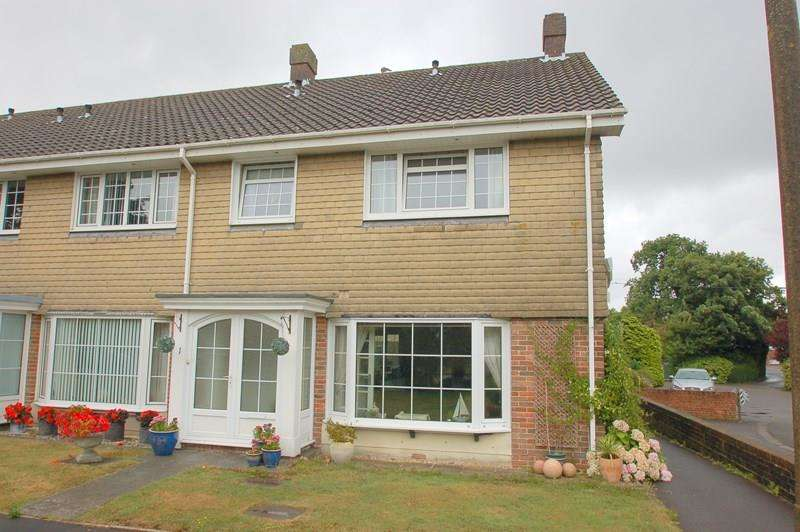 4 Bedrooms End Of Terrace House for sale in Lodge Gardens, Alverstoke, GOSPORT