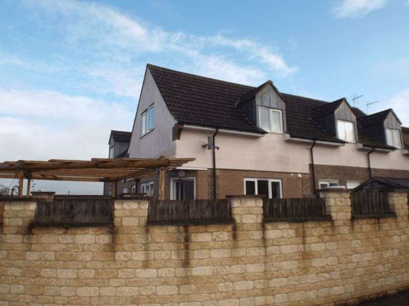 2 Bedrooms Terraced House for sale in Exton Close, Malmesbury
