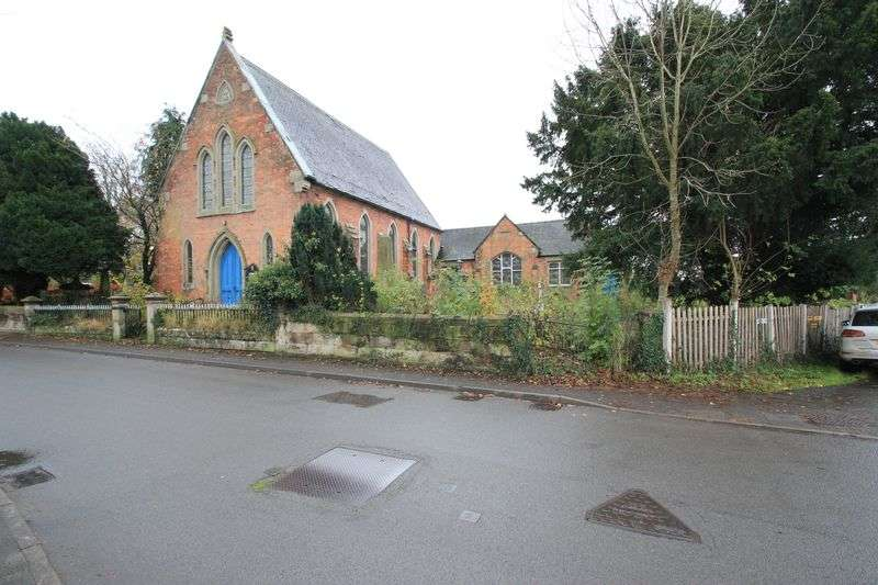 Land Commercial for sale in The United Reform Church, Mill Street, Whitchurch, SY13 2DL
