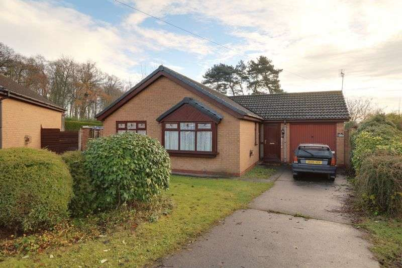 3 Bedrooms Detached Bungalow for sale in Hillside Crescent, Barnetby