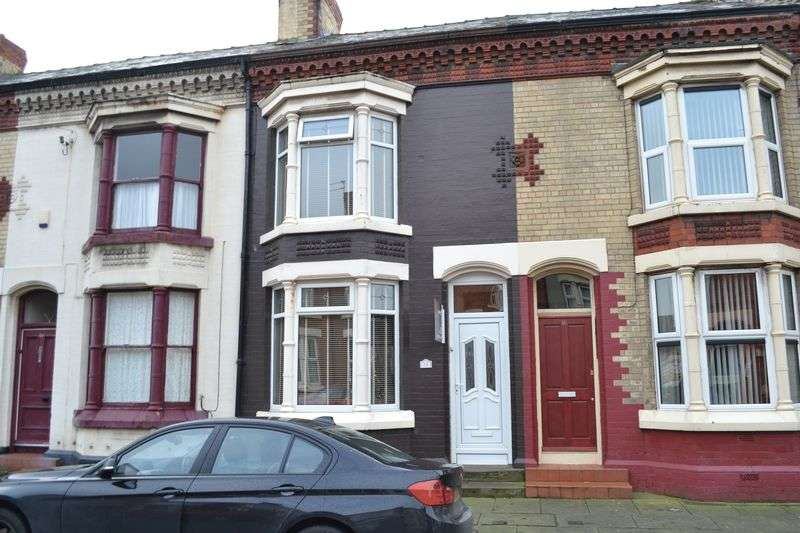 2 Bedrooms Terraced House for sale in Orwell Road, Liverpool