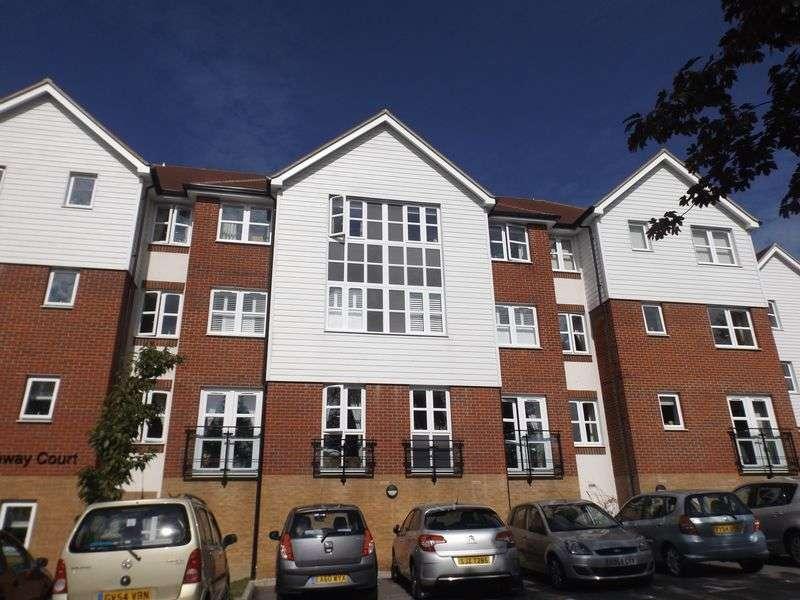 1 Bedroom Flat for sale in Ridgeway Court, Heathfield, TN21 8NB : NO CHAIN : One bed first floor retirement apartment