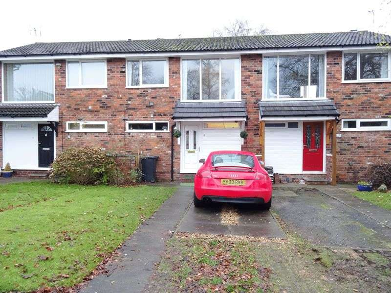 3 Bedrooms Terraced House for sale in West House Court, Macclesfield