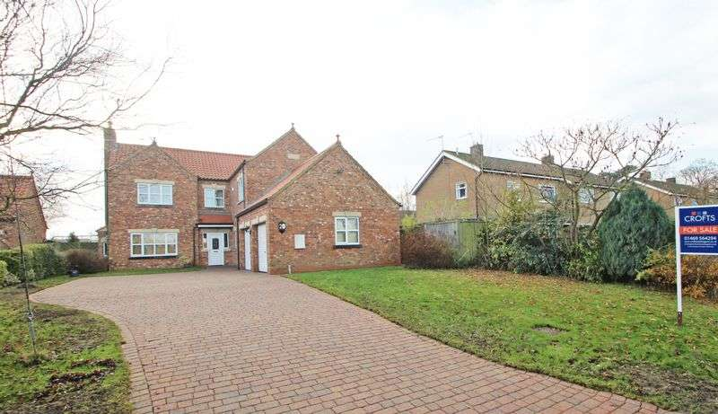 5 Bedrooms Detached House for sale in EAST END, KIRMINGTON, ULCEBY