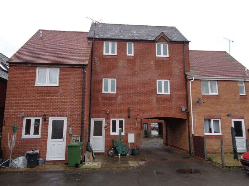 3 Bedrooms Terraced House for sale in Courtlands, Evesham