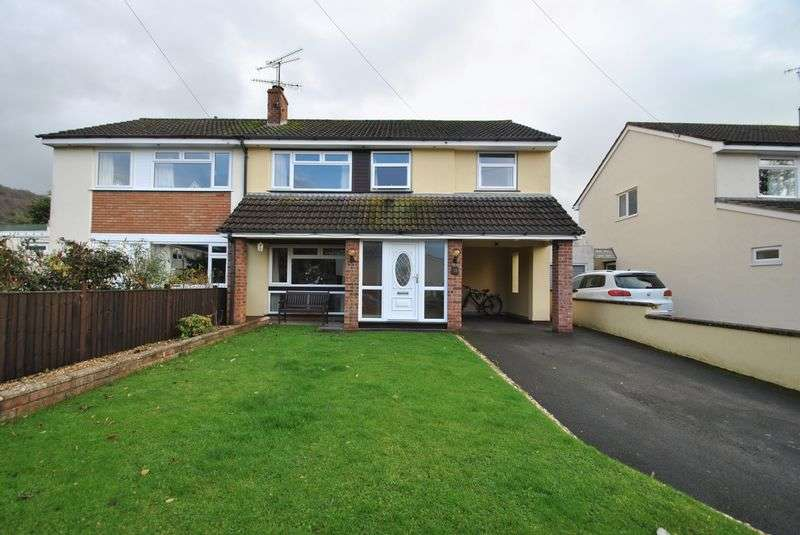4 Bedrooms Semi Detached House for sale in Semi-Detached Family Home in Quiet Location