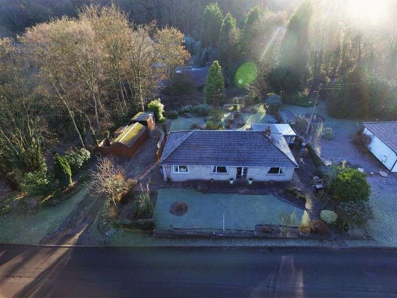 4 Bedrooms Detached Bungalow for sale in Calcutts Road, Jackfield