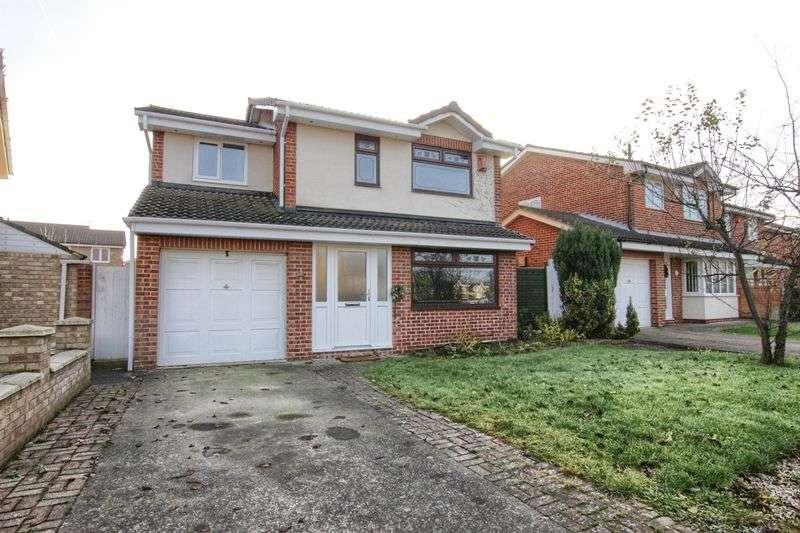 4 Bedrooms Detached House for sale in Malham Grove, Ingleby Barwick