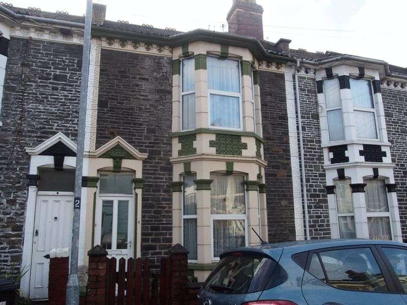 2 Bedrooms Terraced House for sale in Tudor Road, Easton
