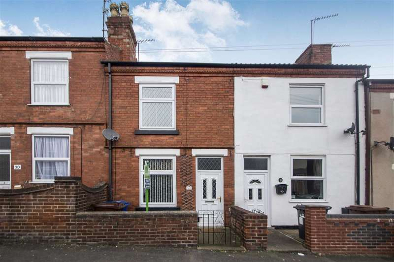 3 Bedrooms Terraced House for sale in Bright Street, Ilkeston