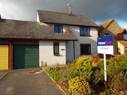 3 Bedrooms Link Detached House for sale in Tatworth, Chard, Somerset
