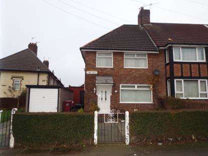 3 Bedrooms Terraced House for sale in Lyme Grove, Liverpool, Merseyside, United Kingdom, L36
