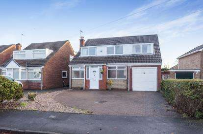 5 Bedrooms Detached House for sale in Springfield Close, Formby, Liverpool, Merseyside, L37