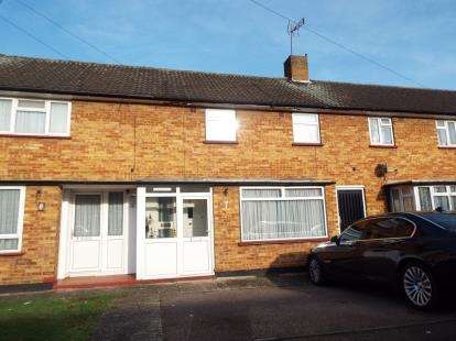 3 Bedrooms Terraced House for sale in Prescott Road, Cheshunt, Waltham Cross, Hertfordshire