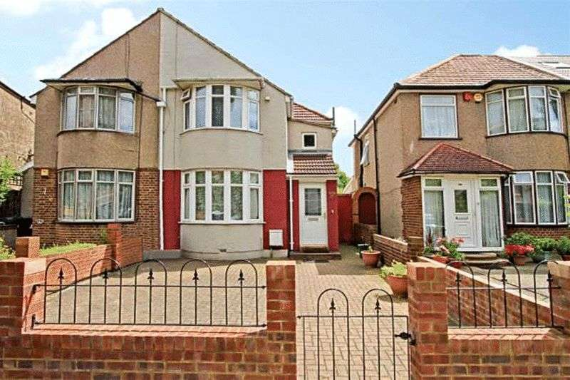 3 Bedrooms Semi Detached House for sale in Greenford Road, Greenford