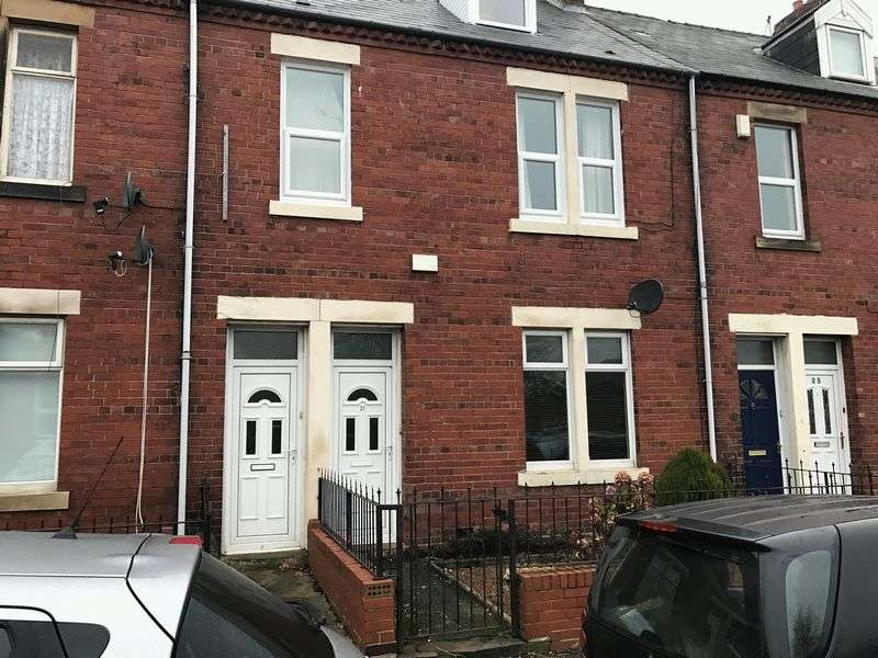 2 Bedrooms Flat for sale in Joicey Street, Gateshead