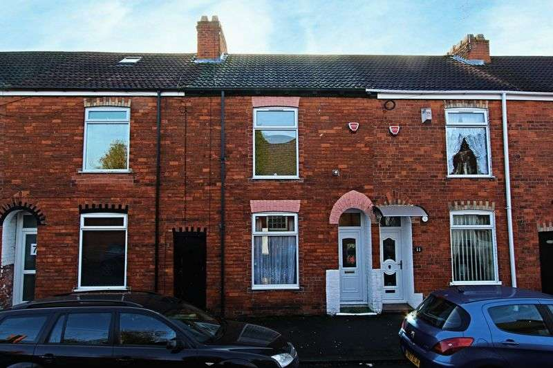 3 Bedrooms Terraced House for sale in Reynoldson Street, Hull