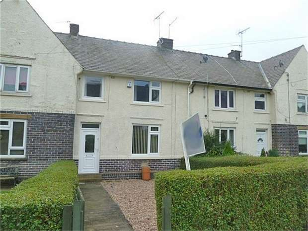 3 Bedrooms Terraced House for sale in Royd Avenue, Millhouse Green, Sheffield, South Yorkshire