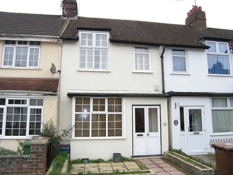 3 Bedrooms Terraced House for sale in Vale Road, Bushey