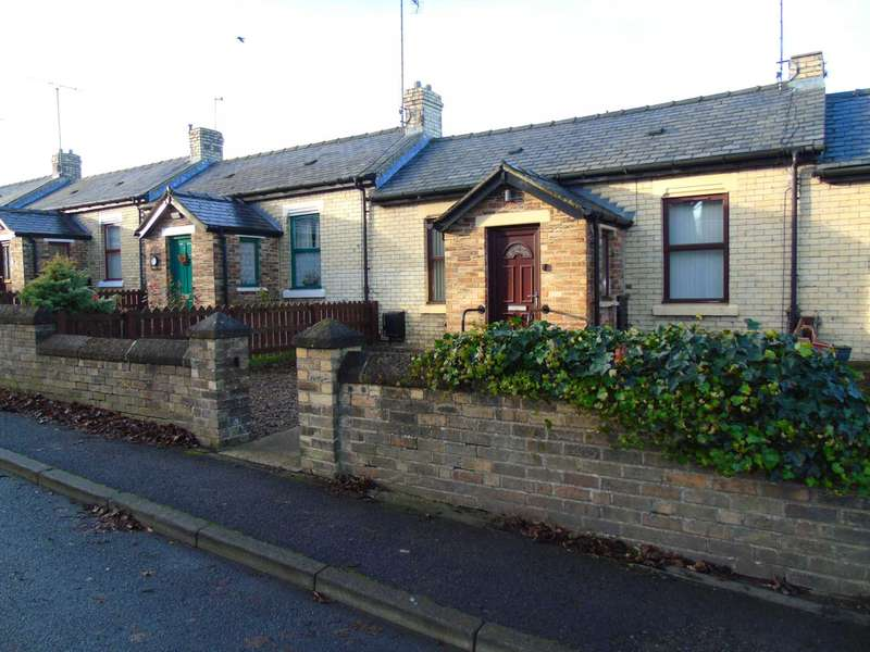 1 Bedroom Bungalow for sale in Aged Miners Cottages, Crook