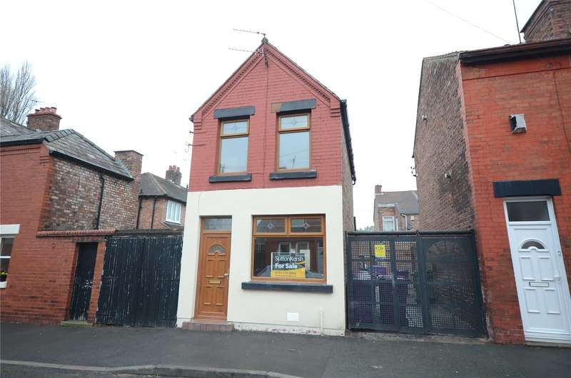 2 Bedrooms Detached House for sale in Hollywood Road, Aigburth, Liverpool, L17