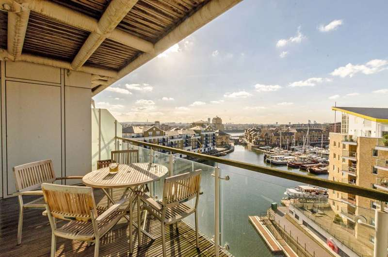 2 Bedrooms Flat for sale in Basin Approach, Limehouse, E14