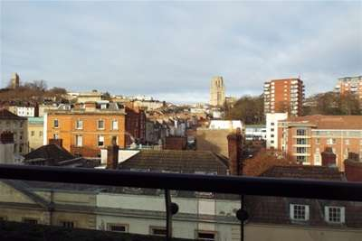 2 Bedrooms Flat for rent in Unity Street, Bristol City Centre