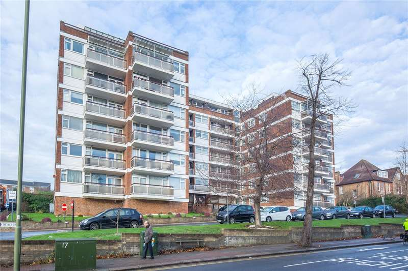 2 Bedrooms Apartment Flat for sale in Embassy Lodge, Regents Park Road, Finchley, London, N3