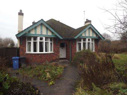 4 Bedrooms Bungalow for sale in Church Lane, Darley Abbey, Derby, Derbyshire