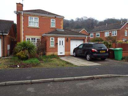 3 Bedrooms Detached House for sale in Bendigo Lane, Colwick, Nottinghamshire