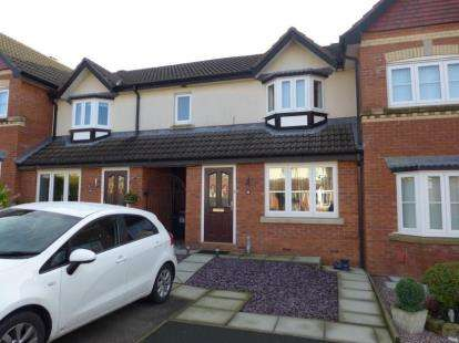 2 Bedrooms Terraced House for sale in Lowerbrook Close, Horwich, Bolton, Greater Manchester, BL6
