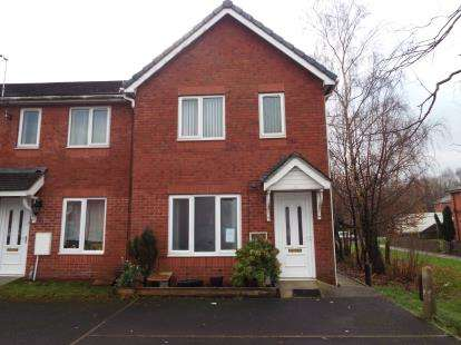 3 Bedrooms End Of Terrace House for sale in Deakin Street, Wigan, Greater Manchester, WN3