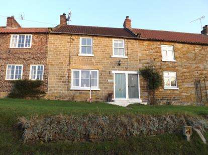 3 Bedrooms Terraced House for sale in Borrowby, Thirsk, North Yorkshire