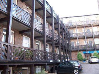 1 Bedroom Flat for sale in Georges Court, Chestergate, Macclesfield