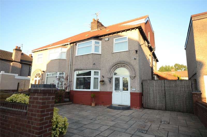 5 Bedrooms Semi Detached House for sale in South Mossley Hill Road, Allerton, Liverpool, L19