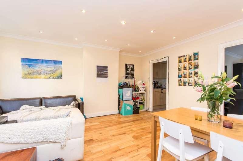 4 Bedrooms Flat for sale in Kilburn High Road, Kilburn, NW6