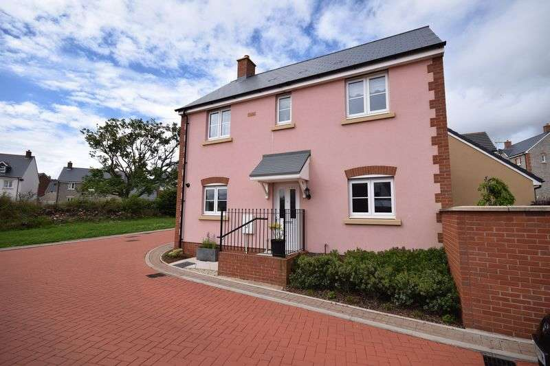 3 Bedrooms Detached House for sale in 15 Lon YR Ardd, Coity, Bridgend CF35 6EZ