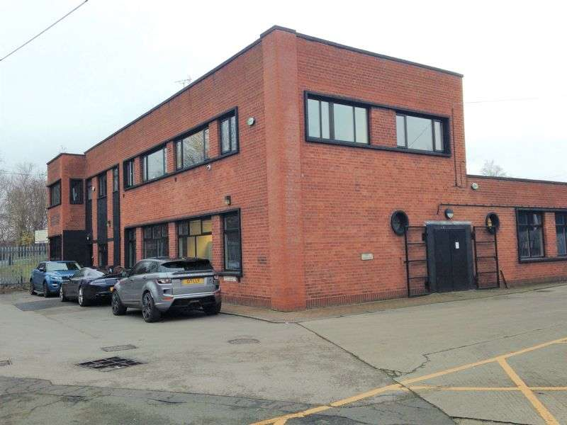 Property for sale in Tudor Industrial Estate, Ashton Street, Dukinfield