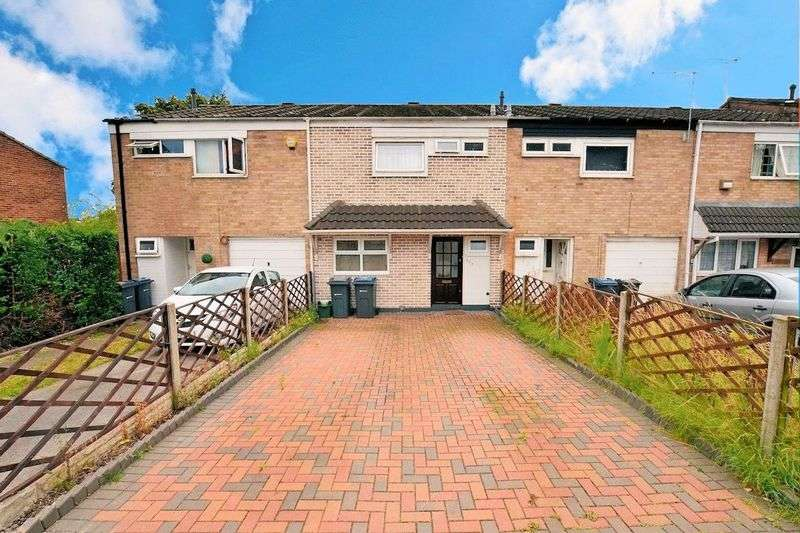3 Bedrooms Terraced House for sale in Simmons Drive, Quinton
