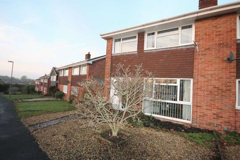 3 Bedrooms Semi Detached House for sale in Kestrel Close, Chipping Sodbury