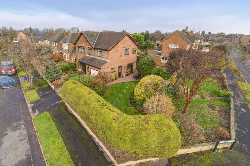 4 Bedrooms Detached House for sale in SPRINGFIELD ROAD, CHELLASTON