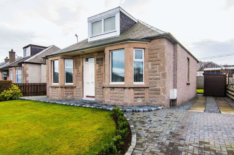 4 Bedrooms Detached Bungalow for sale in 24 Allan Park Road, Craiglockhart, Edinburgh, EH14 1LJ