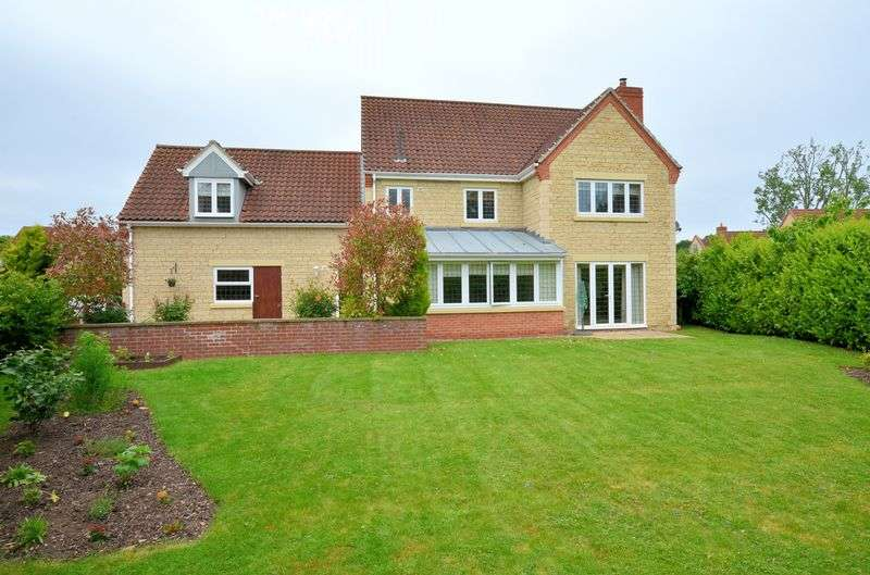 4 Bedrooms Detached House for sale in Parklands Avenue, Nocton, Lincoln