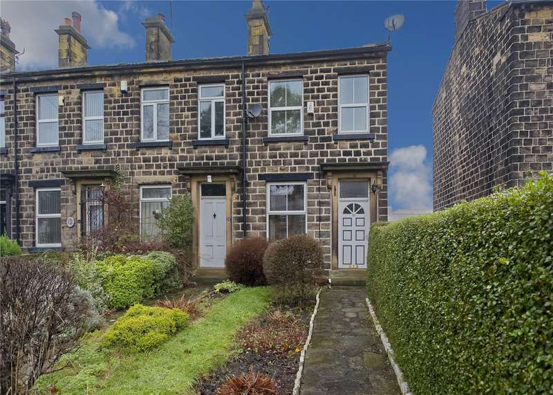 2 Bedrooms End Of Terrace House for sale in Moorfields, Bramley, Leeds, LS13