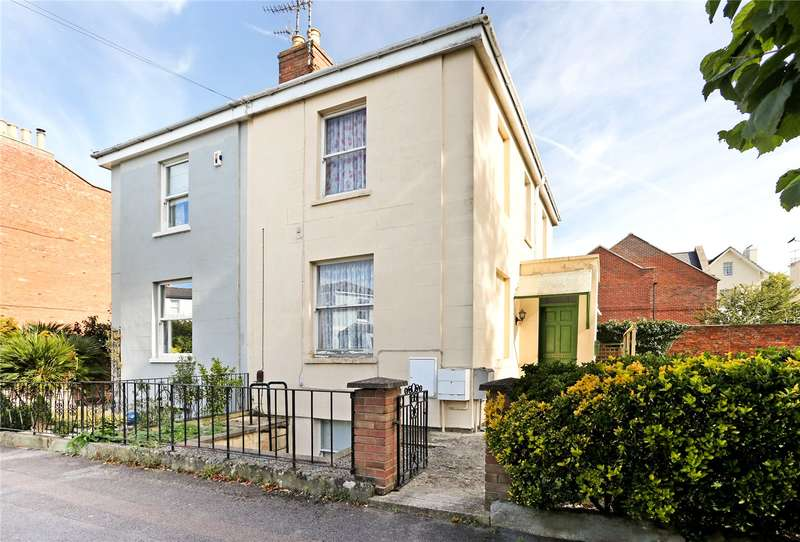 2 Bedrooms Flat for sale in Selkirk Street, Cheltenham, Gloucestershire, GL52