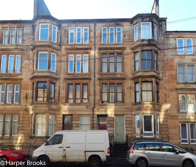 2 Bedrooms Apartment Flat for sale in Dixon Avenue, Glasgow, Lanarkshire, G42